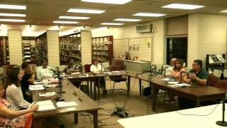 Windham Board of Education Meeting June 13, 2018
