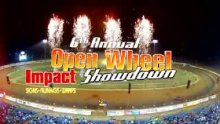 May 6th, 2017-6th Annual Impact Signs Awnings Wraps Open Wheel Showdown