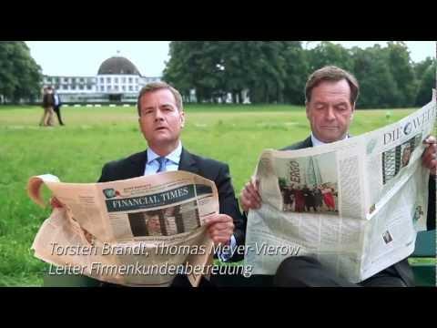 Bremer Landesbank Gesichter einer Bank 1
