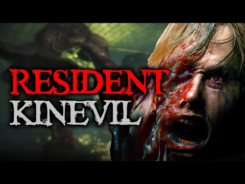 Let's Play Resident Evil 2 Remake Part 7 - Resident Kinevil