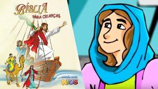 Marta e Maria - Bíblia para Crianças