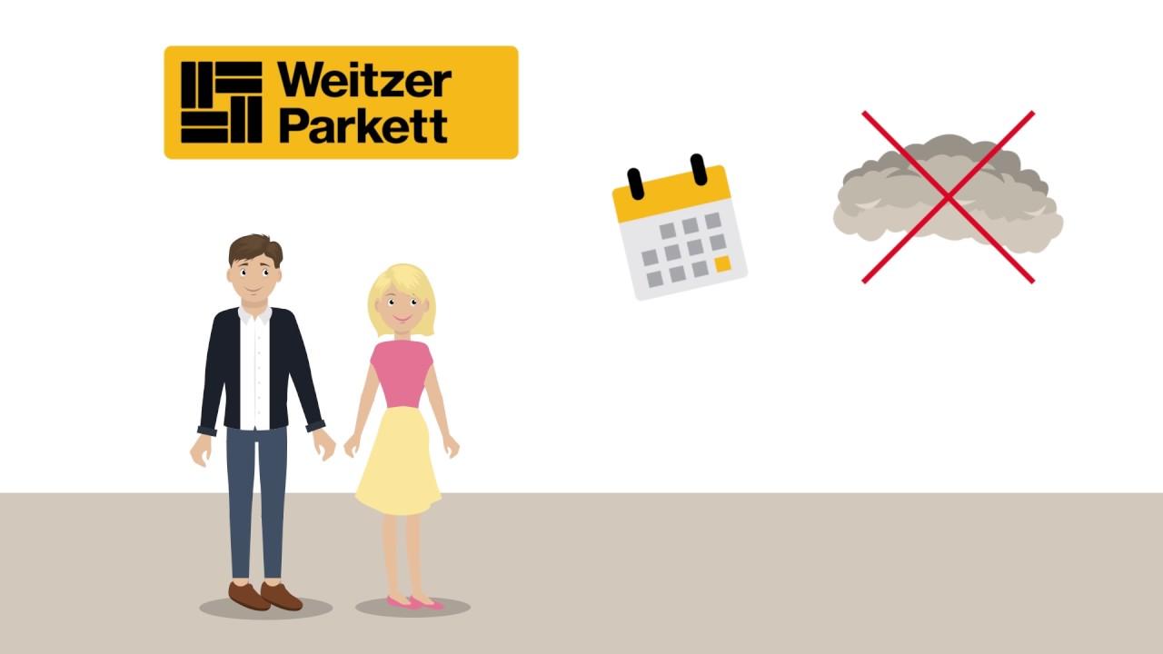 Weitzer Parkett München renovierung mit weitzer parkett