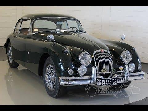Jaguar XK150 FHC 1957 -VIDEO- www.ERclassics.com