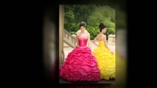 Red Quinceanera Dresses