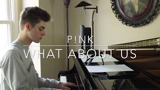 Baixar P!nk - What About Us (Cover by Jay Alan)