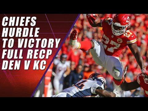 Denver Broncos vs Kansas City Chiefs: Full Recap