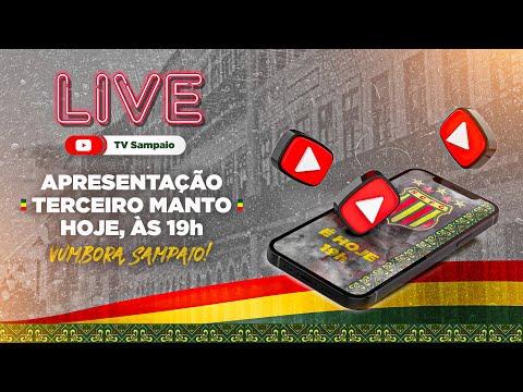 LIVE DE APRESENTAÇÃO DO 3° MANTO