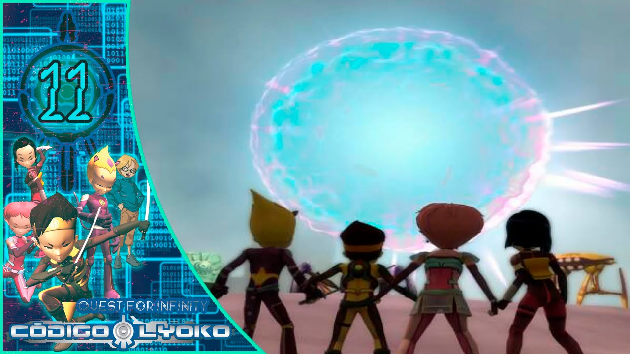 Code Lyoko Quest For Infinity  Captulo 11  El corazn de Franz