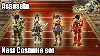 [Dragon Nest Awake] Assassin Nest Costume
