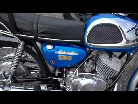 1967 suzuki t20 hustler the