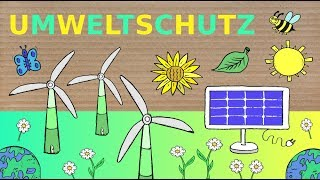 Deutsch A2 - B2: Umweltschutz / Klimawandel - Learn German: Environmental protection