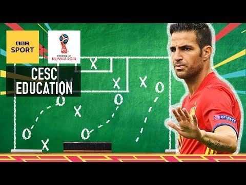 World Cup 2018: Cesc Fabregas Spills Beans On Spain's Isco, Diego Costa, Iniesta & Pique - BBC Sport