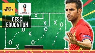 World Cup 2018: Cesc Fabregas spills beans on Spain's Isco, Diego Costa, Iniesta & Pique - BBC Sport