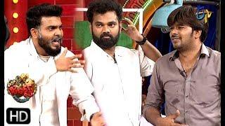 Sudigaali Sudheer Performance | Extra Jabardasth | 14th June 2019    | ETV Telugu