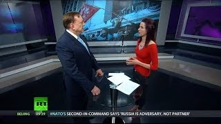 How Media Wars Are Preventing Ukraine's Self Determination | Interview with Col. Douglas MacGregor