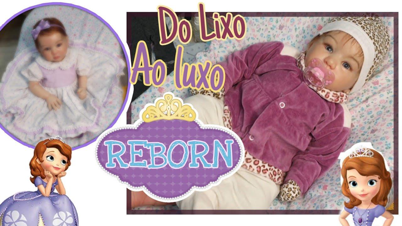 Do LIXO ao LUXO Reborn - Mel