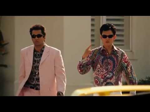 Harold and Kumar Escape From Guantanamo Bay 2008 Dick Song In Ferrari Scene HD