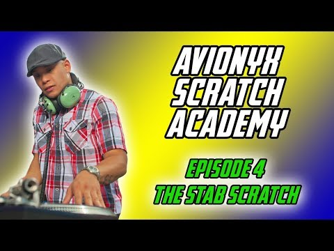 Avionyx Scratch Academy - Episode 4 - The Stab Scratch HOW TO