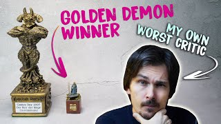 Critiquing ALL my Golden Demon winners 10+ years later!