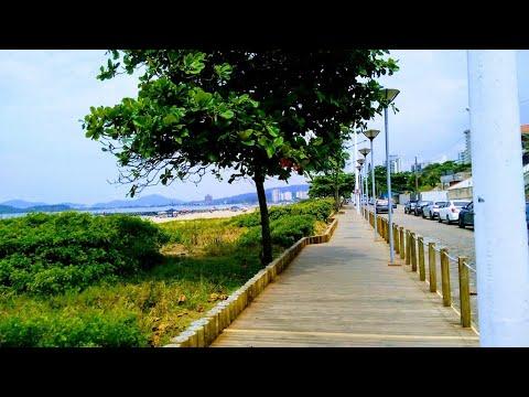 Penha SC praia Alegre no centro