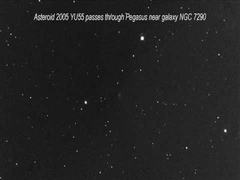 view asteroid 2005 yu55 - photo #23