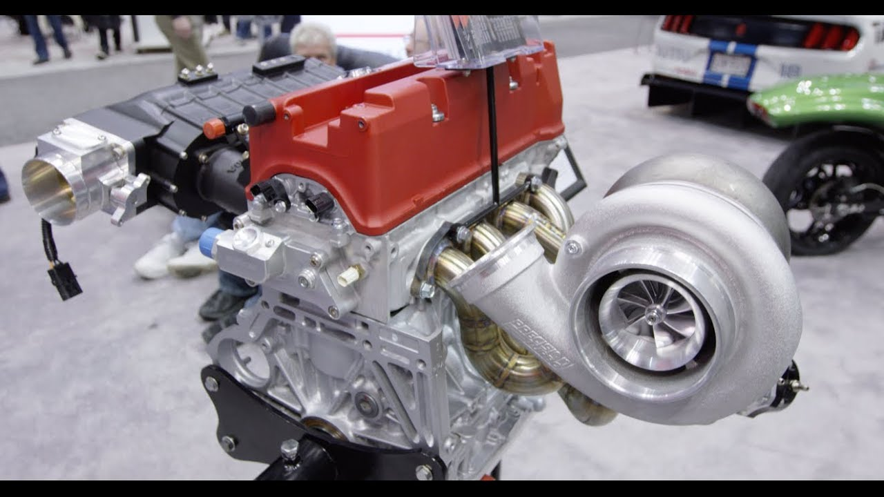 4 Piston Racing's 1,000hp-Plus Honda K Series Build