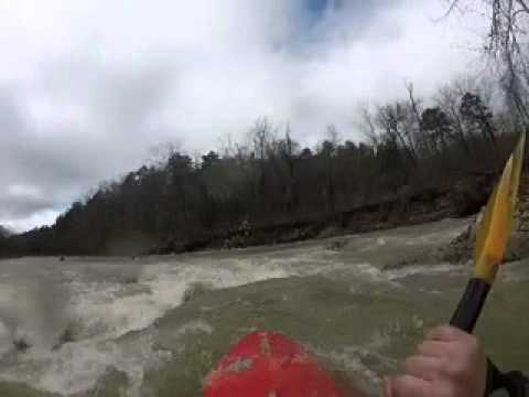 Little Missouri river, Arkansas 1-3-15