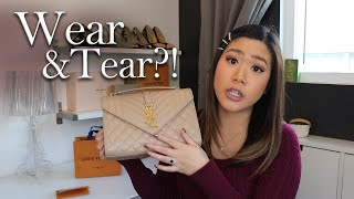 Luxury Wear & Tear UPDATE | Louis Vuitton & YSL Saint Laurent | Beverly Hills Rodeo Vlog What to Do