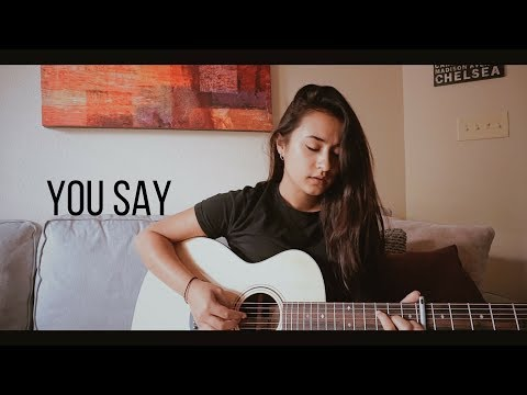 YOU SAY  Lauren Daigle acoustic