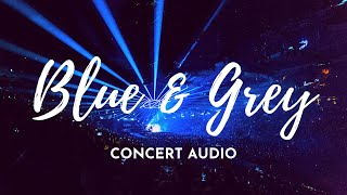 BTS (방탄소년단) - BLUE  GREY Empty Arena Concert Audio (Use Earphones)