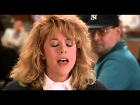 when harry met sally restaurant scene youtube. Black Bedroom Furniture Sets. Home Design Ideas
