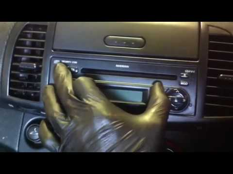 How to get radio on without code on nissan micra