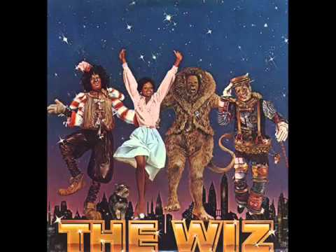 Michael Jackson - The WIZ - Ease on down the road.avi