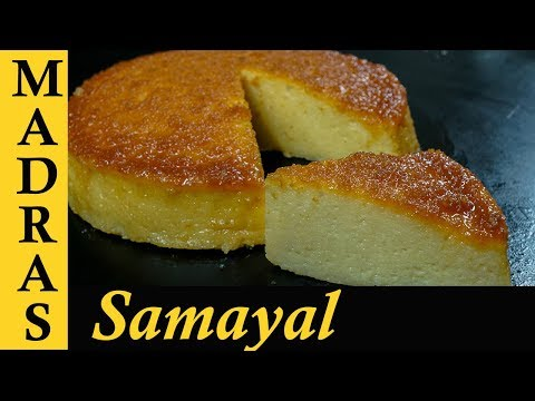 Bread Pudding Recipe in Tamil   Bread pudding without oven   How to make Bread pudding in cooker