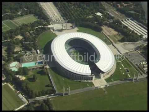 Olympiastadion / Olympic Stadium Berlin-Charlottenburg