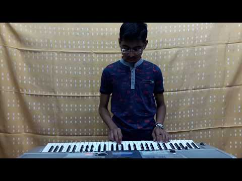 Sanu Ek Pal Chain instrumental cover by Anand