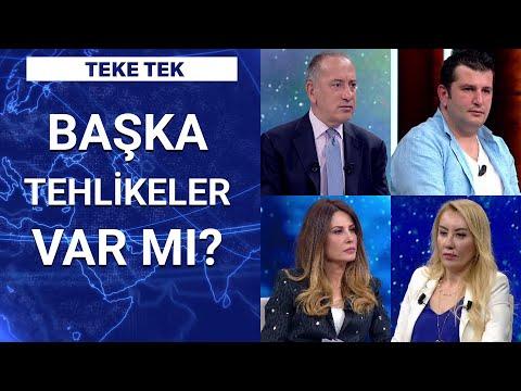 Teke Tek'te sansasyon yaratan astrologlar yeniden Habertürk'te | Teke Tek - 26 Mayıs 2020