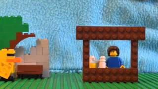 The Duck Song Lego