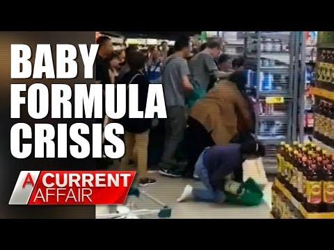 Australia's Baby Formula Crisis   A Current Affair