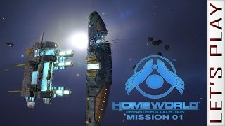 Homeworld 1 Remastered #01 - Let