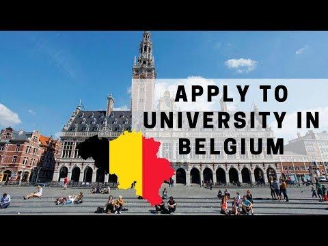 Apply to university in Belgium | Free-Apply.com