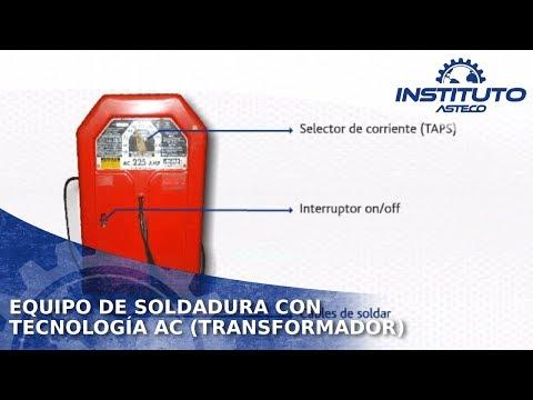 Equipo de soldadura con tecnolog a ac transformador - Equipo soldadura electrica ...