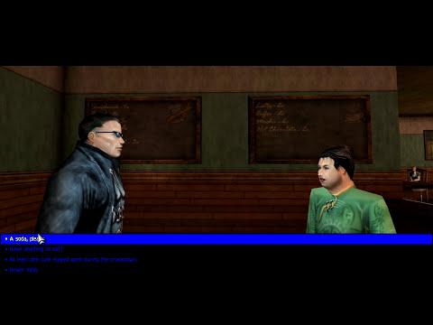 Deus Ex, JC Denton talks about European Union