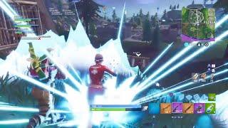 Fortnite explosion glitch