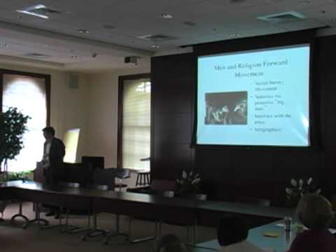 C. W. Anderson, Mary Junck Research Colloquium