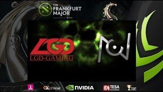 [ Dota2 ] LGD vs Unknown - The Frankfurt Major 2015 : Main Event - ARF