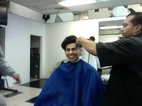 Pauly D Cuts His Hair Off Salvi Version Youtube
