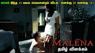 Malena (2000) Italian Movie Explained in tamil | தமிழ் விளக்கம் |Mr Hollywood