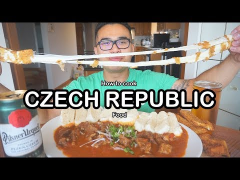 How to cook CZECH REPUBLIC FOOD