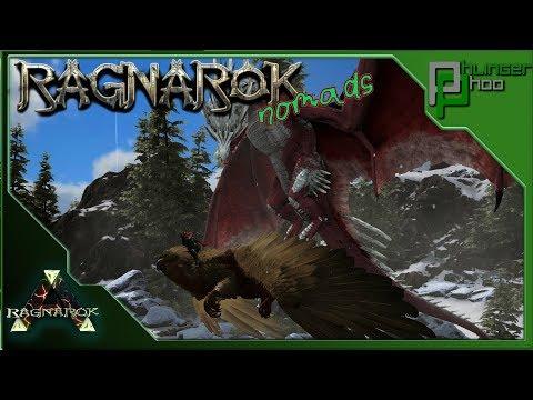 Ark: Ragnarok Nomads 83 - ICE WYVERN EGG HUNTING - ICE WYVERN NEST LOCATIONS